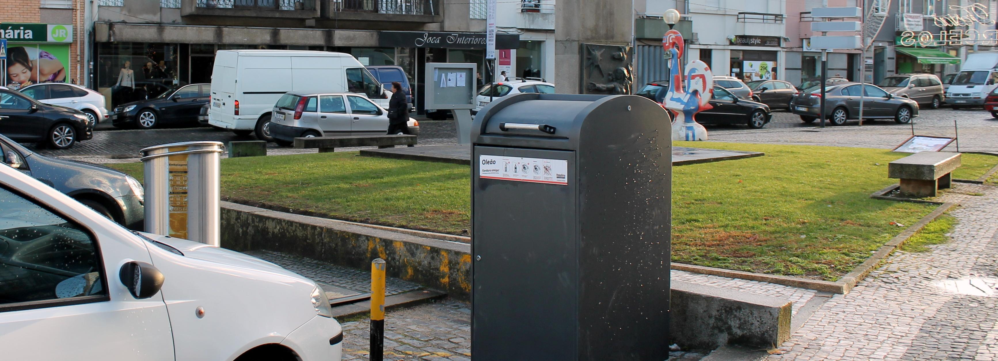 Câmara Municipal instala novos oleões em todo o concelho