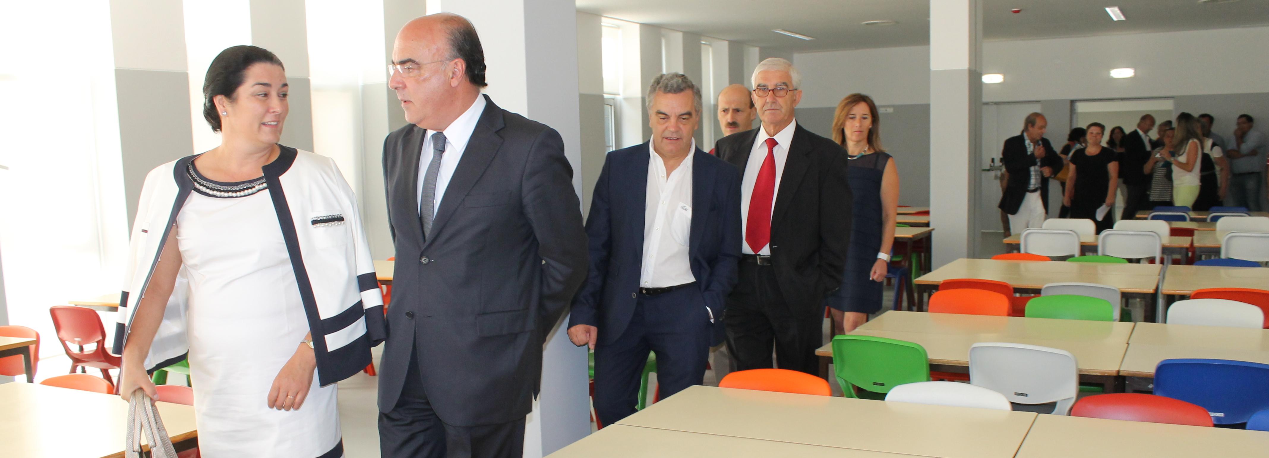 Presidente da Câmara assinala abertura do ano letivo em Barcelos