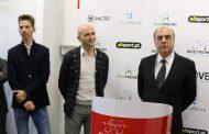 presidente da câmara inaugurou novo centro desp...