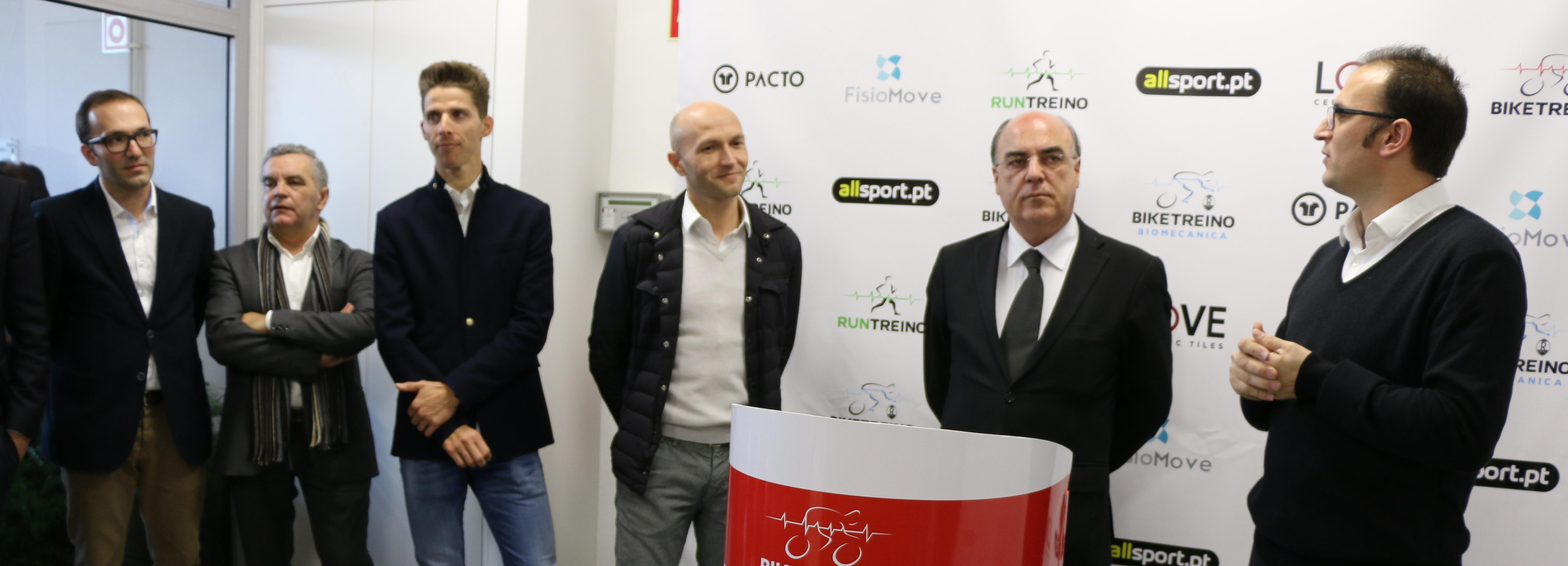 Presidente da Câmara inaugurou novo Centro Desportivo de Barcelos