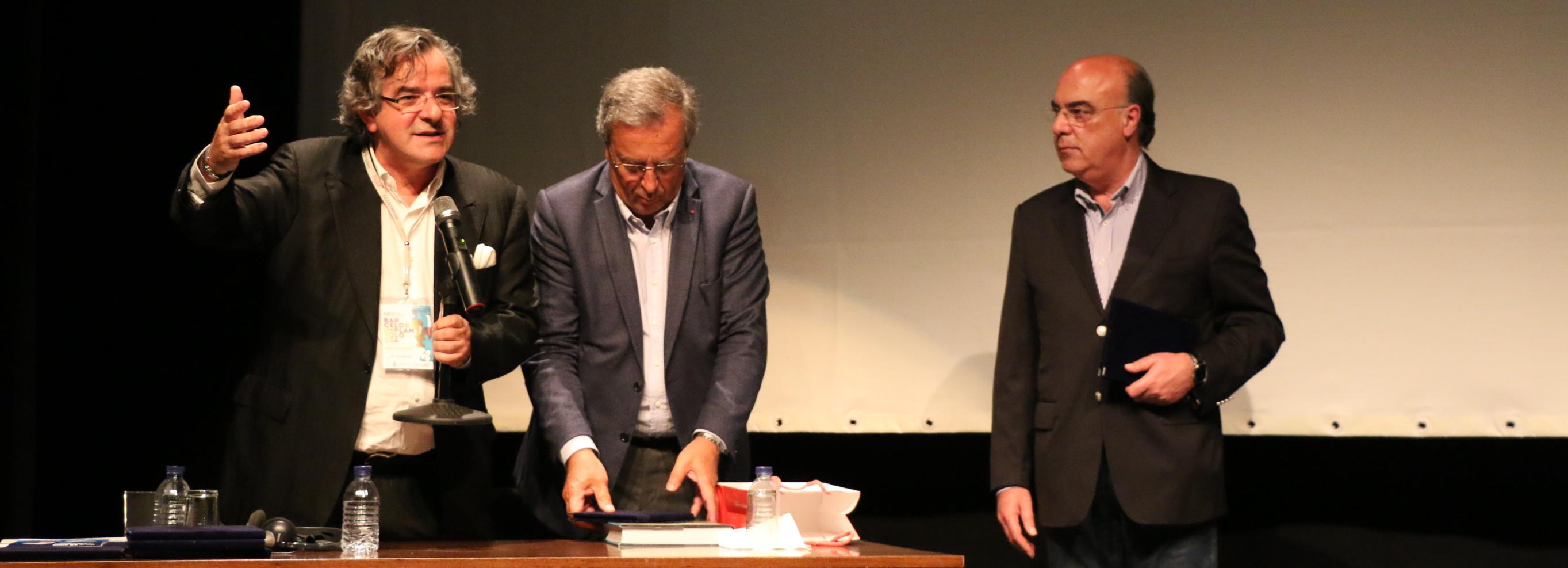 Teatro Gil Vicente recebeu simpósio sobre implantologia