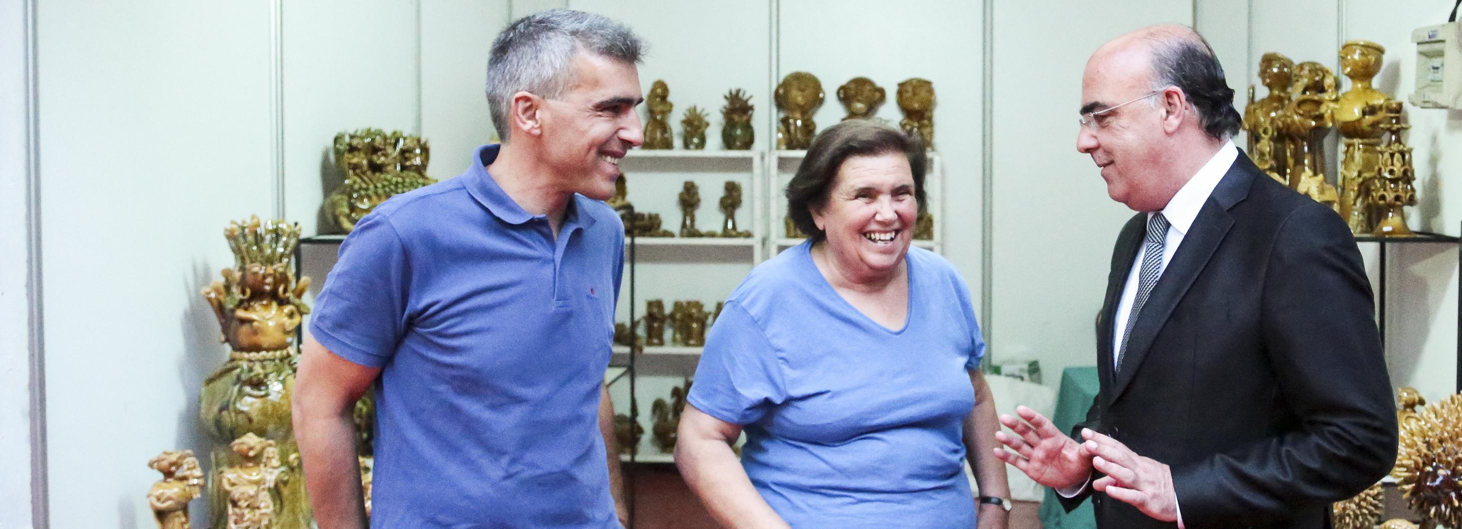 Município de Barcelos e Júlia Ramalho entre os vencedores de 2017 do 'Prémio Nacional do Artesanato'