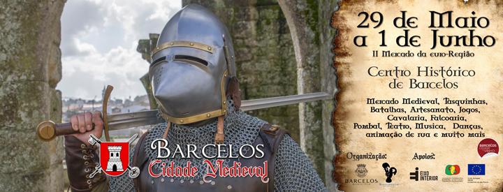 Barcelos Cidade Medieval arranca com programa até domingo
