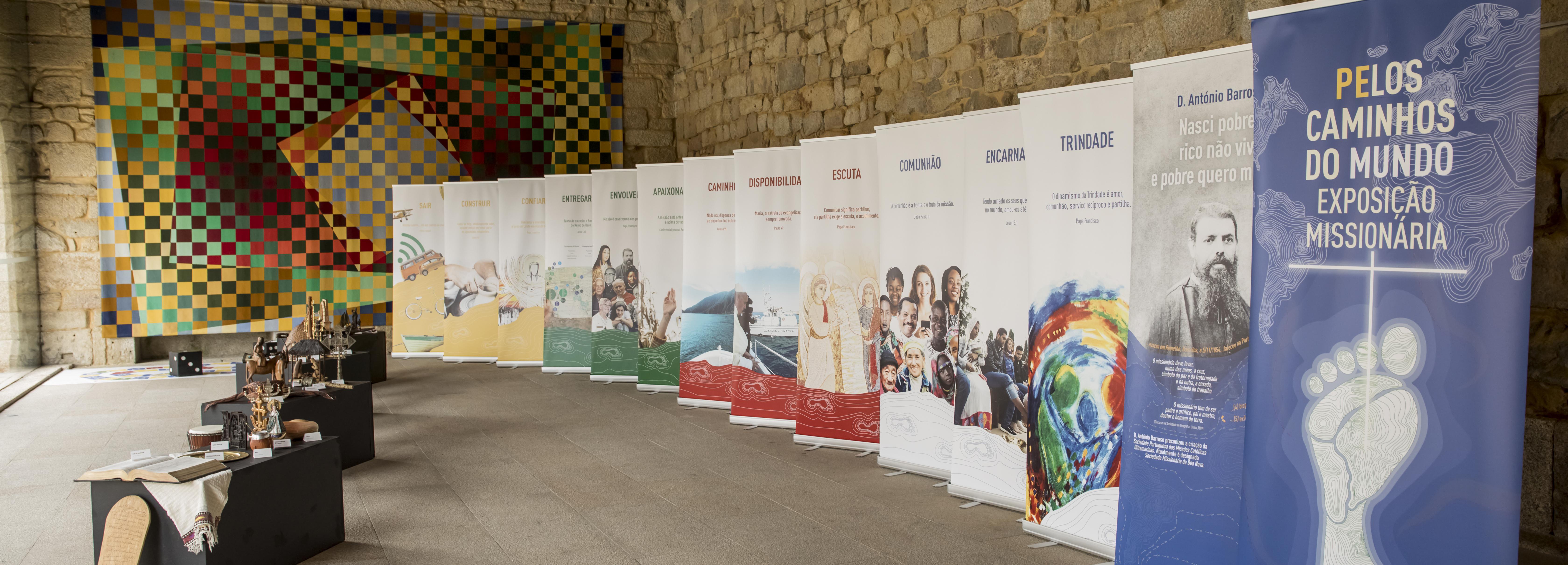Exposição missionária itinerante evoca D. António Barroso