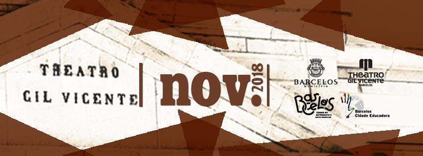 Diversidade marca programação de novembro do Teatro Gil Vicente