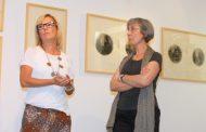 margarida lagarto expõe na galeria municipal de...