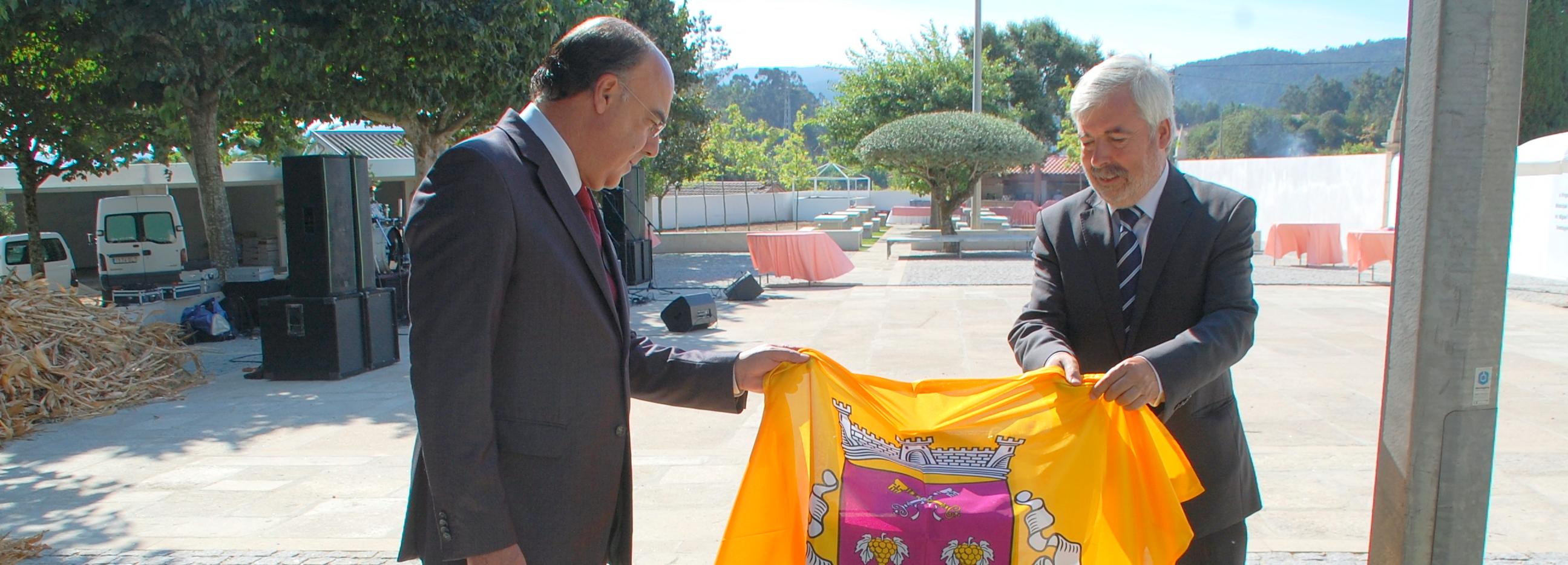 Alvito S. Pedro inaugurou obras na freguesia