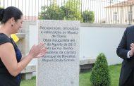 inauguração do museu de olaria marcou comemoraç...