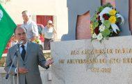 presidente da câmara na inauguração de monument...