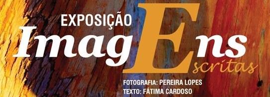 Exposição de fotografia de Pereira Lopes na Biblioteca Municipal