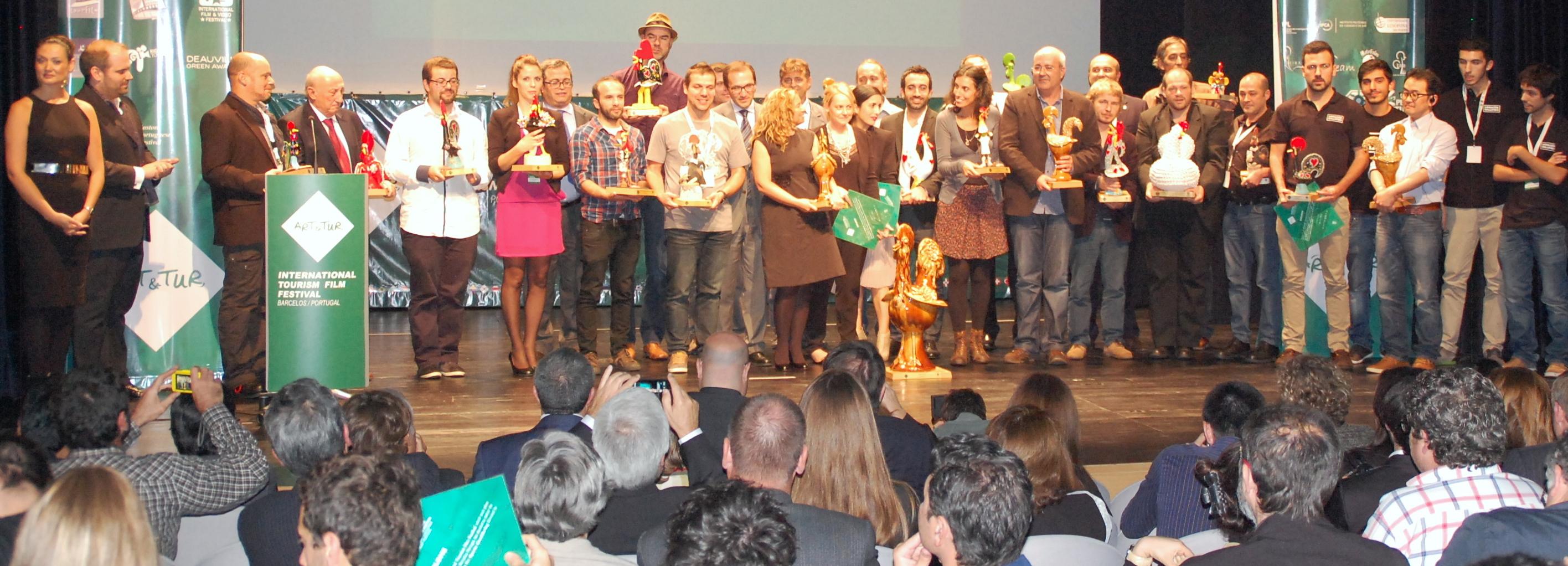 Grande Prémio do Festival Art&Tur para filme promocional português
