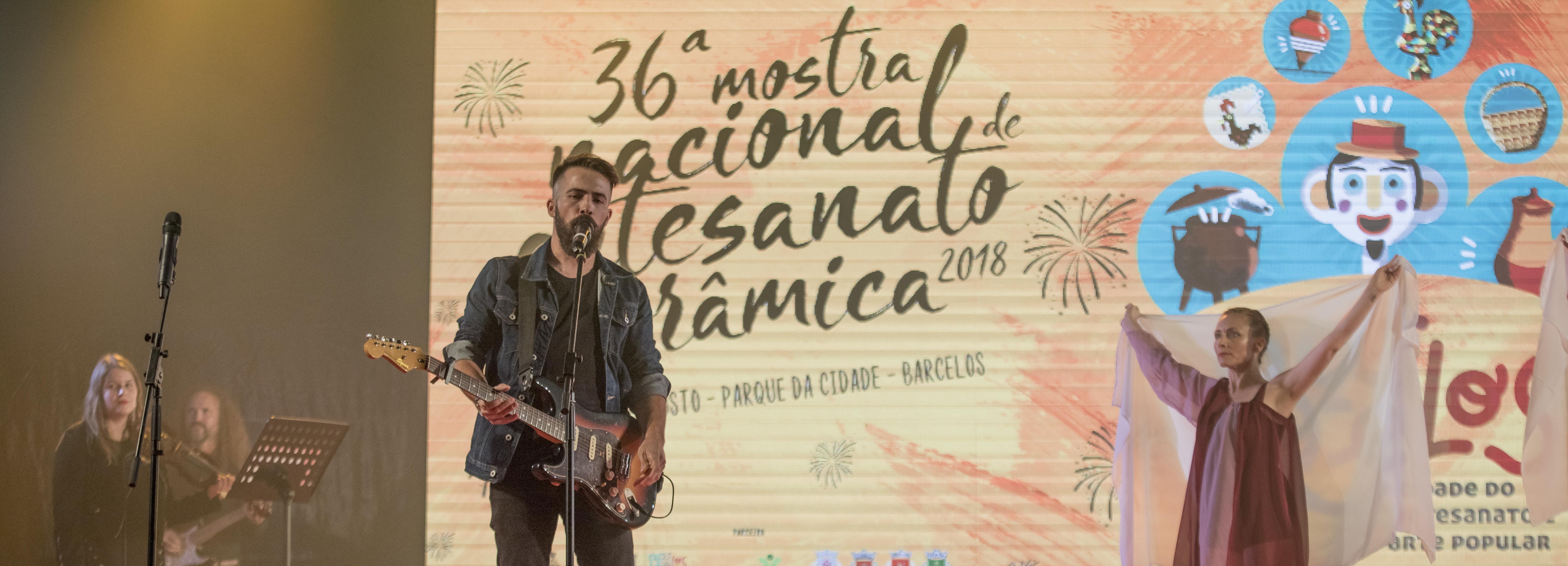 36ª edição da Mostra de Artesanato foi um sucesso e evidenciou Barcelos Cidade Criativa da UNESCO