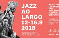 Jazz ao Largo regressa a Barcelos entre 12 e 16 de setembro