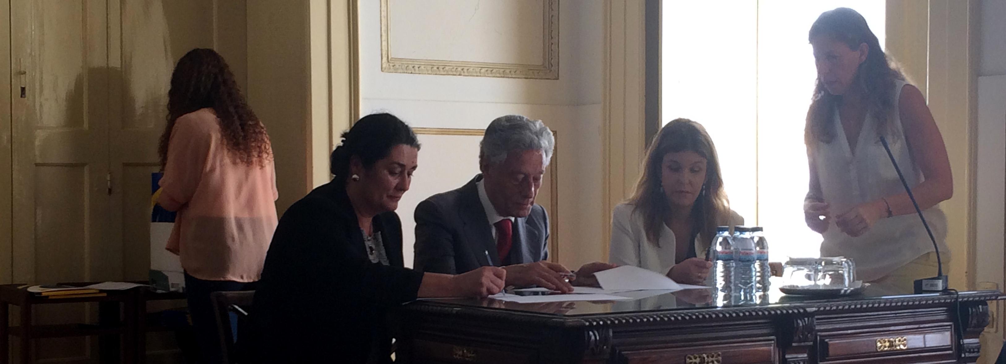 Câmara Municipal assina protocolo de cooperação com Comissão Nacional de Promoção dos Direitos e Proteção das Crianças e Jovens
