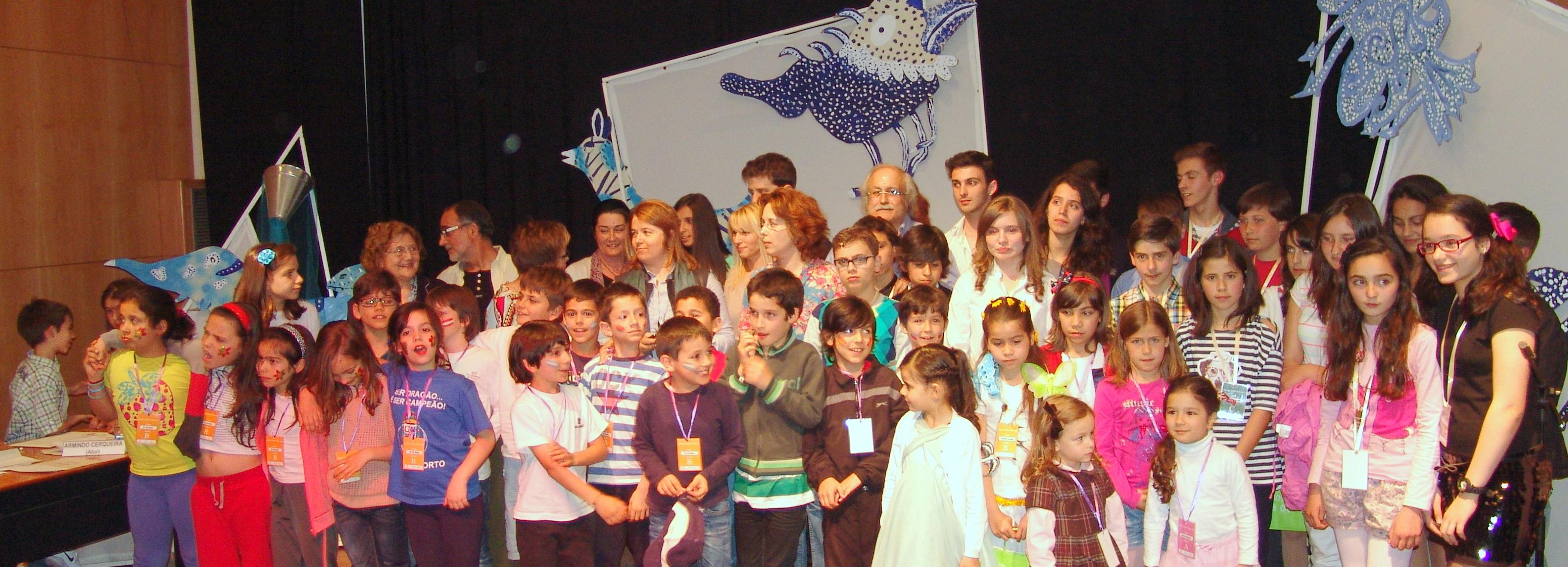"""Vencedores do concurso """"Pequenos grandes poetas"""" já são conhecidos"""