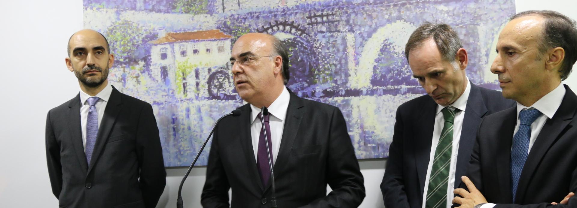 Presidente da Câmara e Secretário de Estado Adjunto e do Comércio  inauguraram Delegação da ASAE em Barcelos