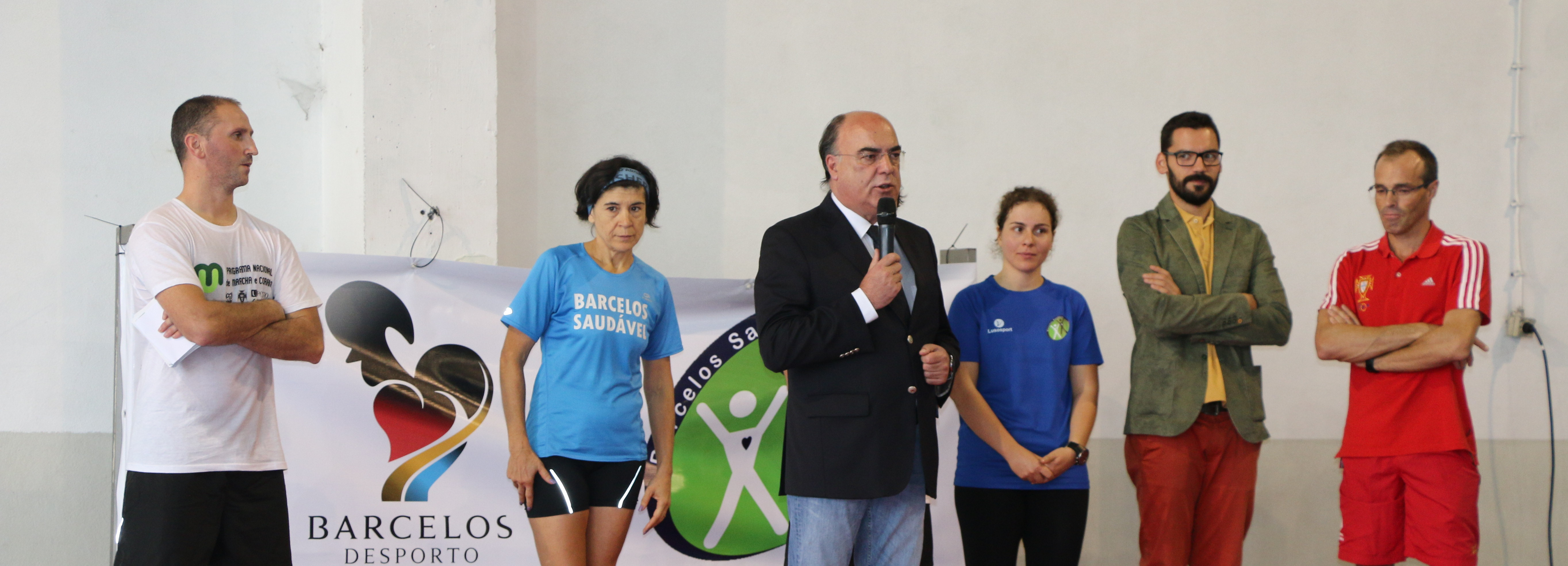 Reabriu o Centro Municipal de Marcha e Corrida de Barcelos para a nova época desportiva