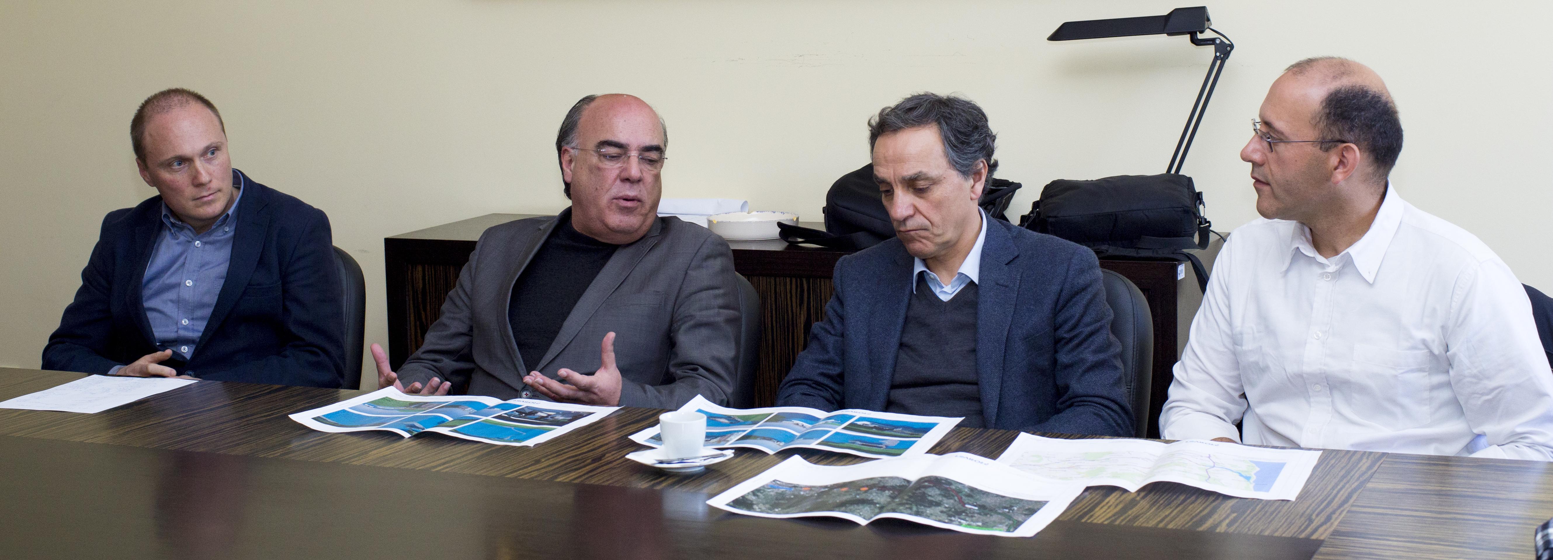 Administrador da Região Hidrográfica do Norte satisfeito com trabalho do Município de Barcelos na limpeza do Rio Cávado