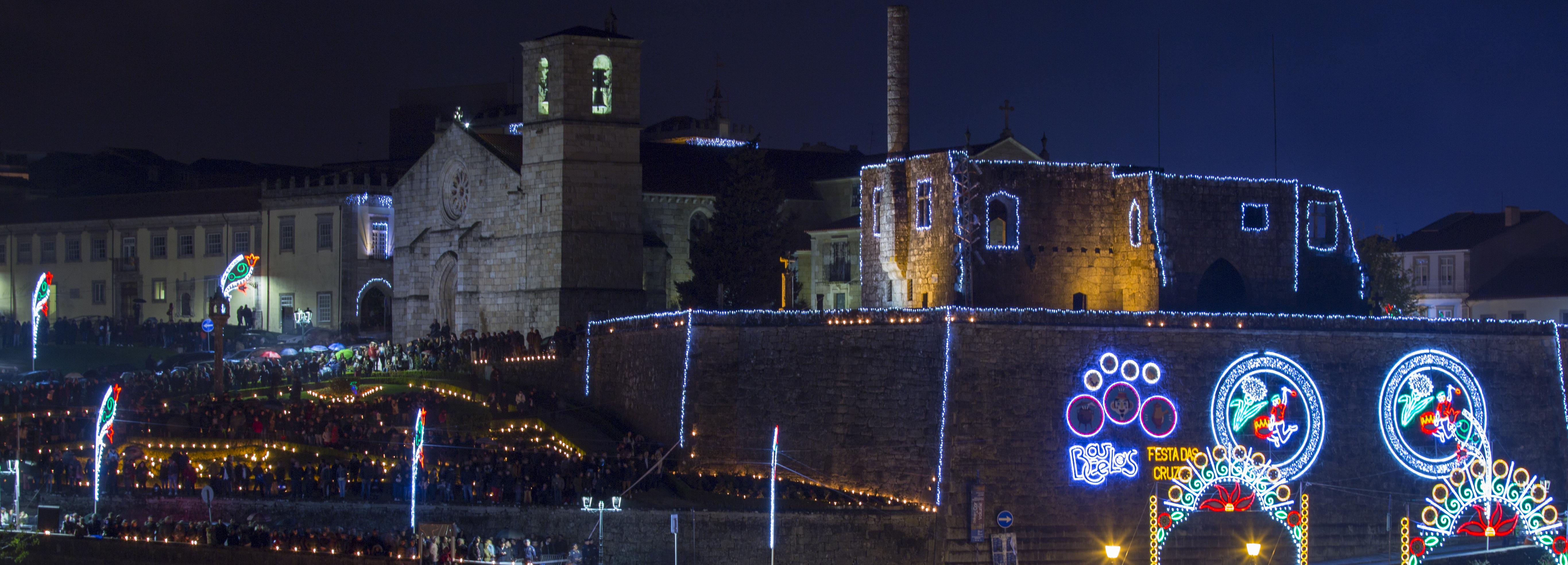 Muitos milhares já visitaram Barcelos, mas a Festa das Cruzes tem muito mais para oferecer