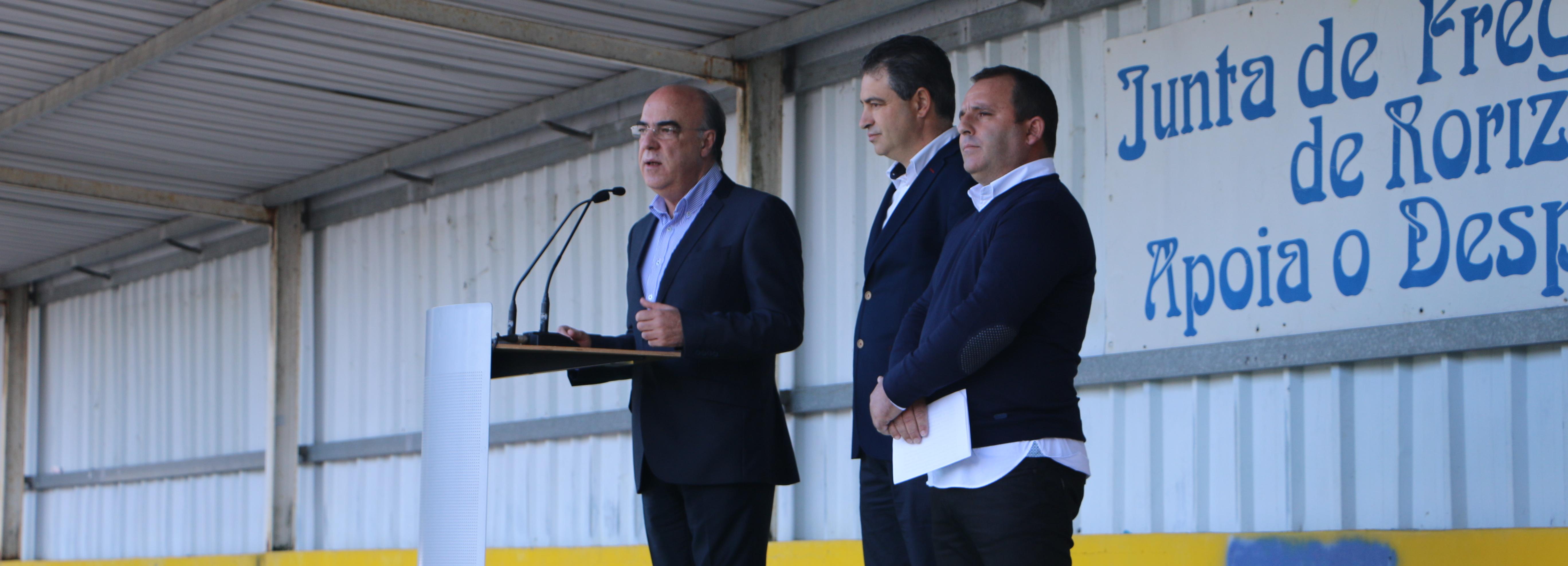 Futebol Clube de Roriz vai receber relvado sintético