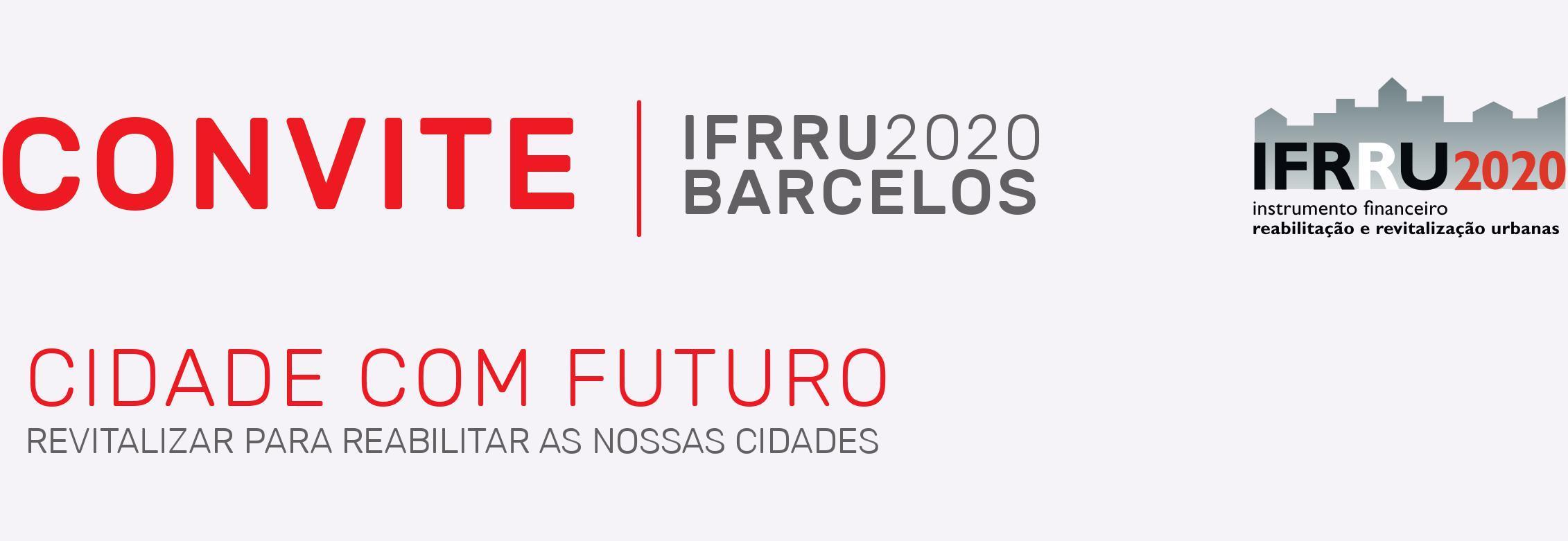 Sessão de esclarecimento sobre programa de financiamento IFRRU 2020