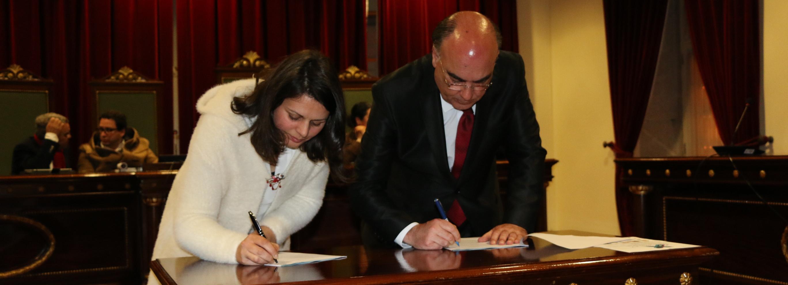 Câmara e Freguesias assinam protocolo de cerca de 5 milhões de euros