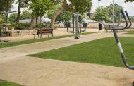 parque da cidade equipado com novas máquinas de...