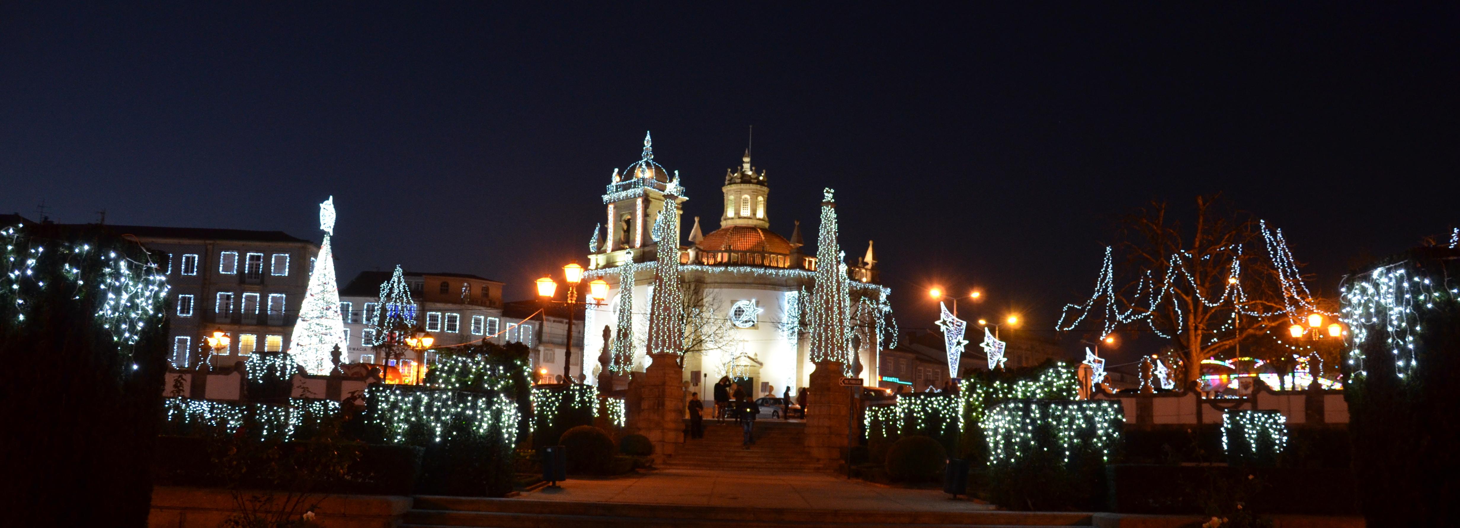 A Magia do Natal invade Barcelos