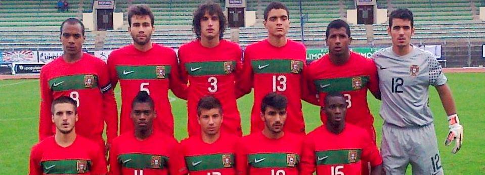 Seleção nacional de futebol de sub-19 joga no Estádio Cidade de Barcelos