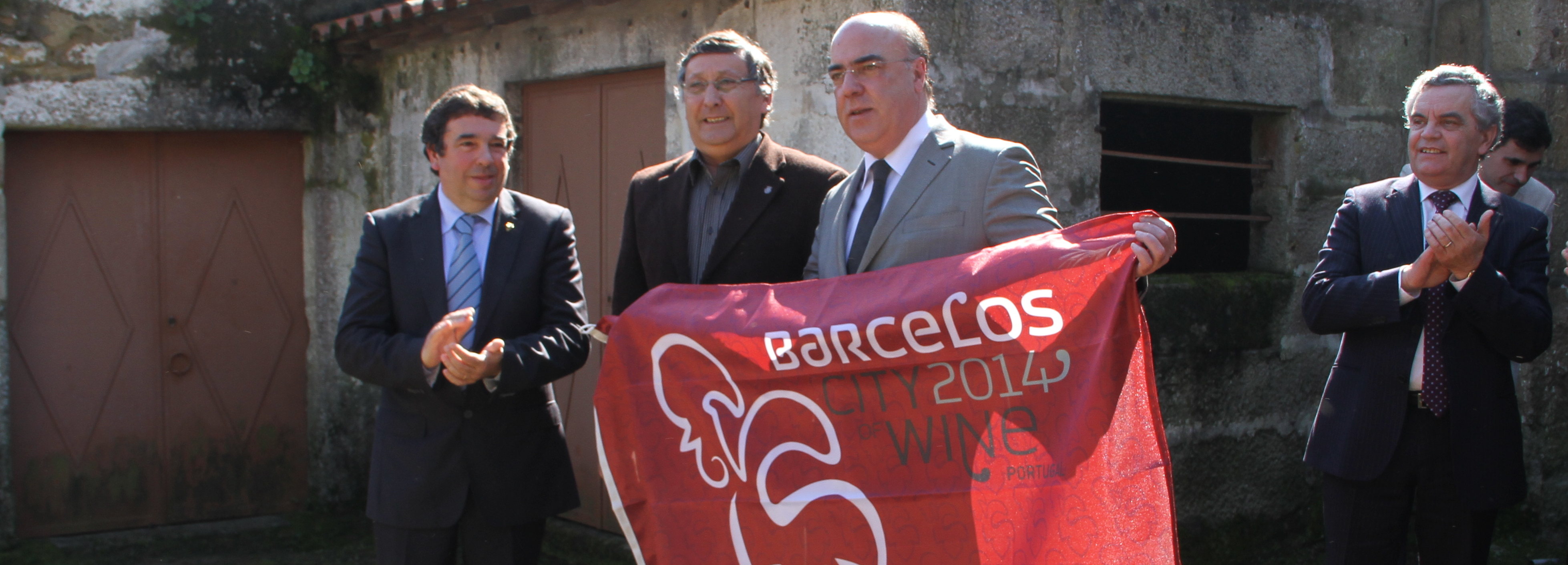 Abertura oficial de Barcelos Cidade do Vinho 2014