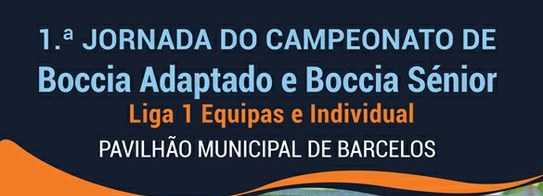 Campeonato de Boccia arranca amanhã