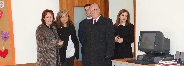 Presidente da Câmara convidado a visitar a APAC