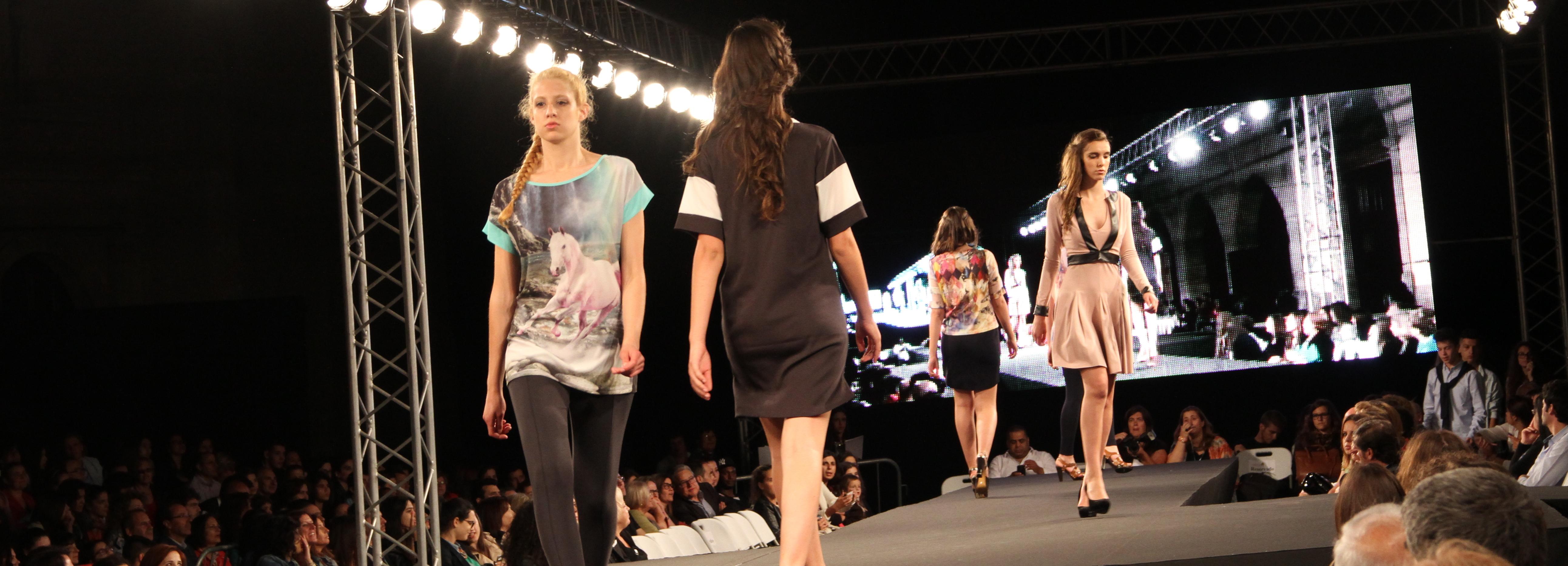 Desfiles do Moda Barcelos 2015 nos dias 26 e 27 de junho