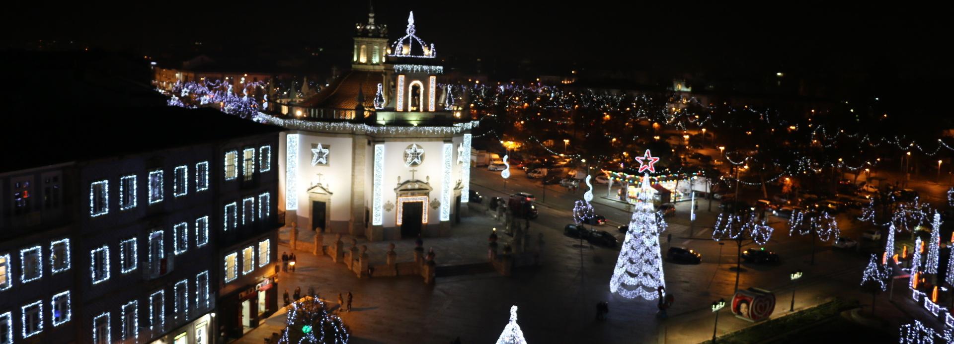 """Espírito de Natal invade """"Barcelos Cidade Presépio"""""""