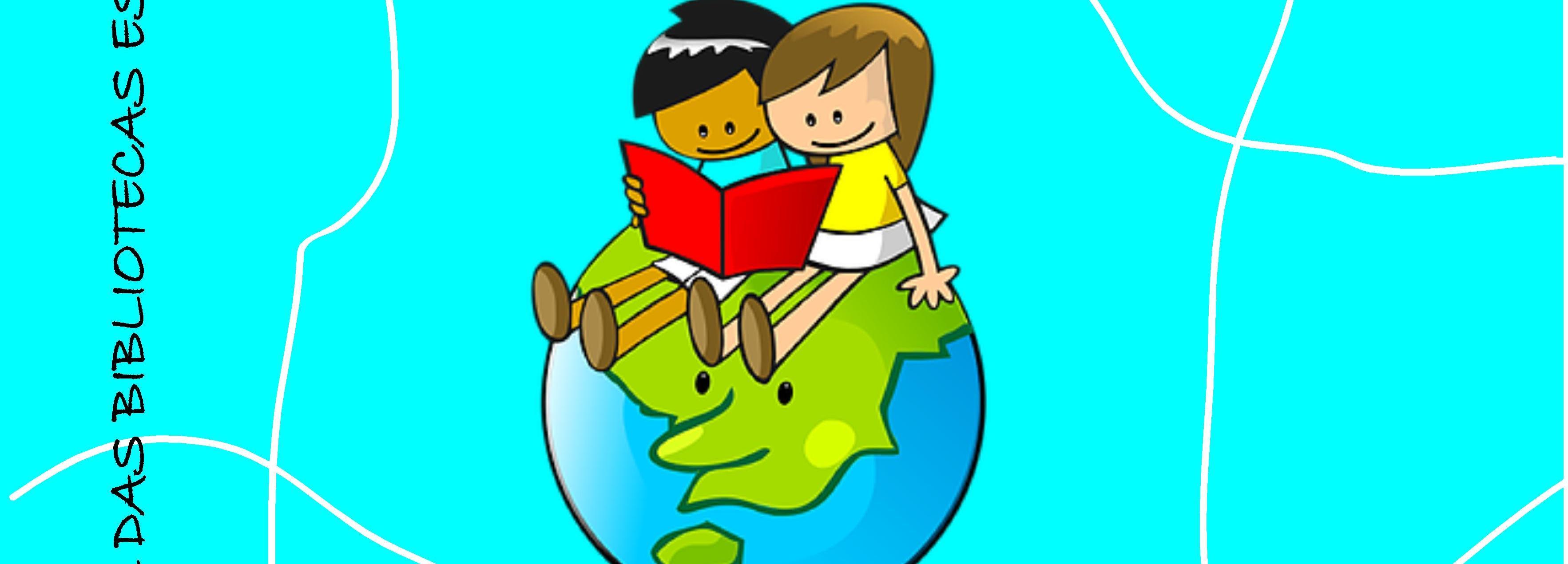 Bibliotecas escolares em festa no mês de outubro