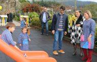 parque infantil da várzea foi remodelado