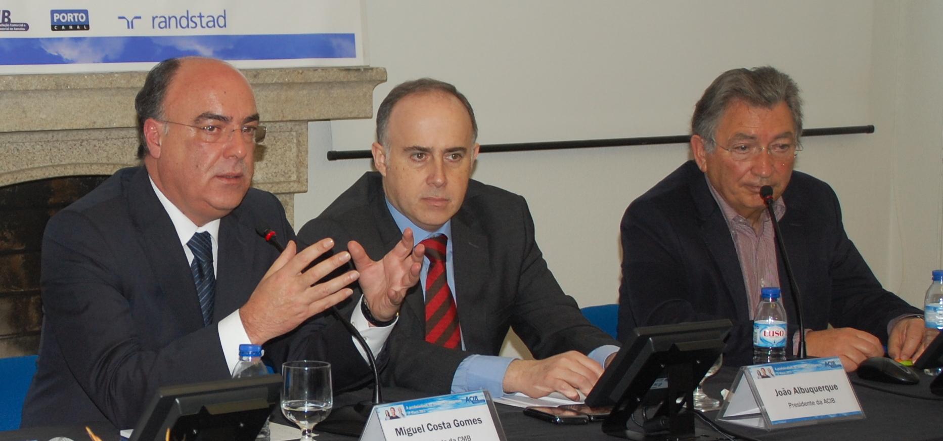 Presidente da Câmara encerra seminário da ACIB sobre produtividade