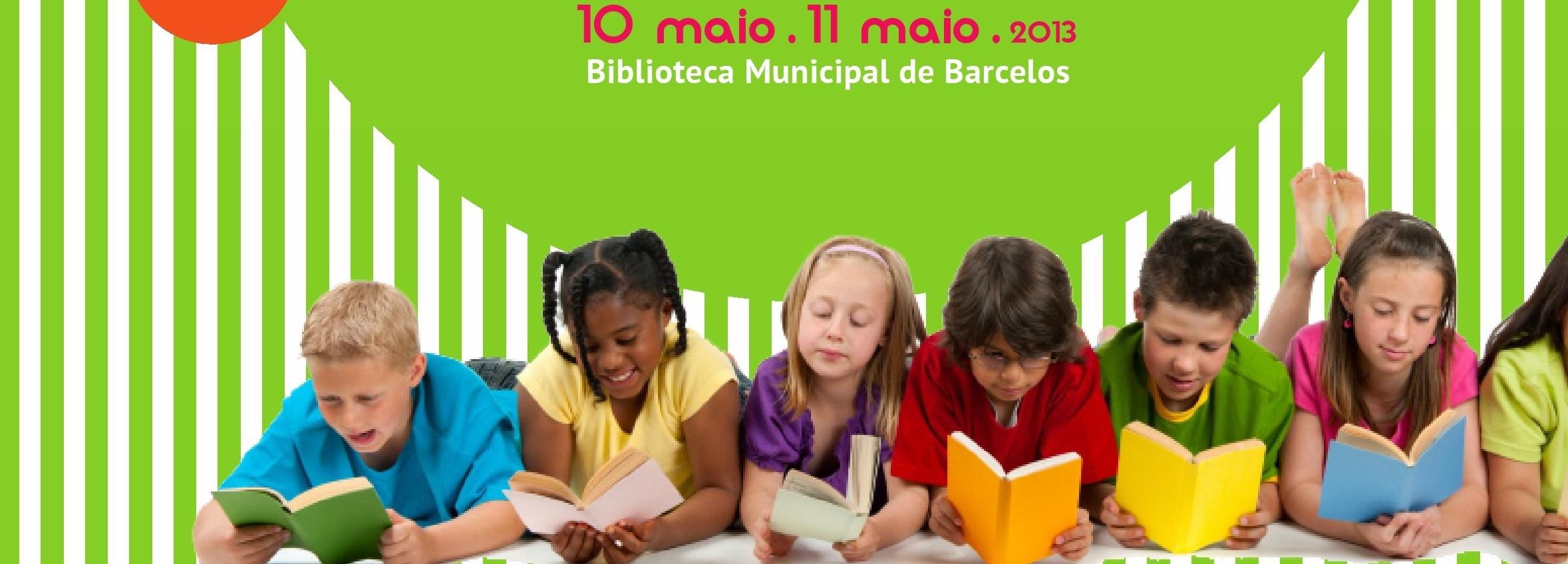 III Encontro de Bibliotecas Escolares nos dias 10 e 11 de maio
