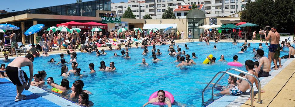 Piscinas Municipais de Barcelos já estão abertas