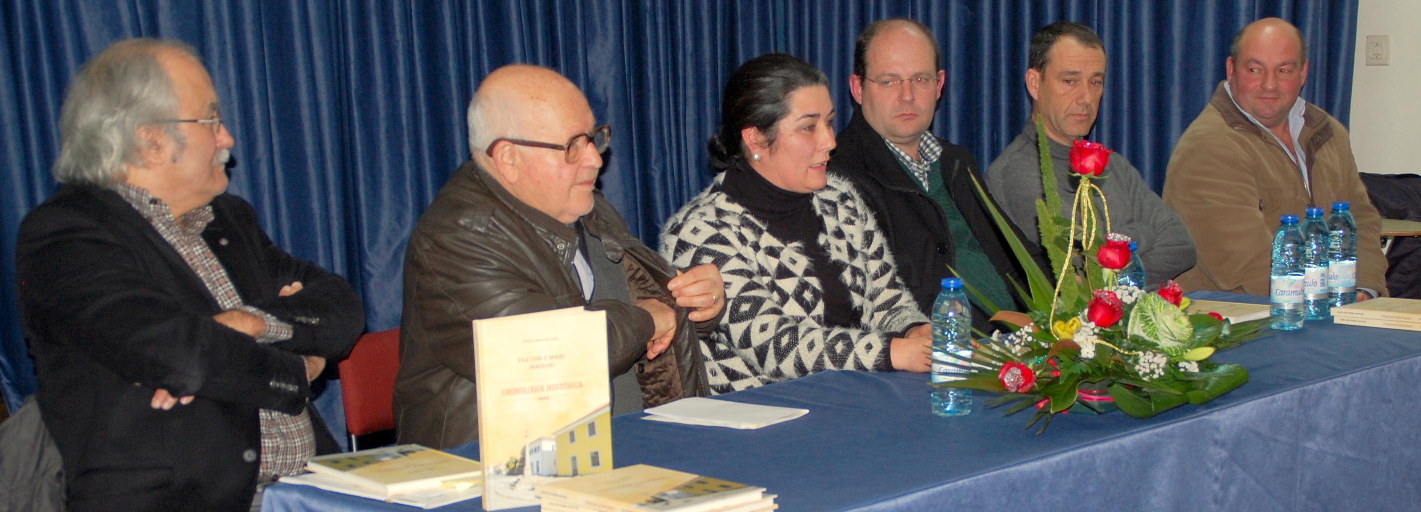 Investigação de Silvestre Costa sobre Vila Cova publicada em livro de cronologia