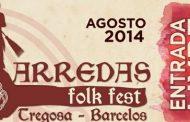 arredas folk fest em tregosa de 28 a 30 de agosto