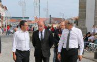 presidente da câmara visitou barqueiros