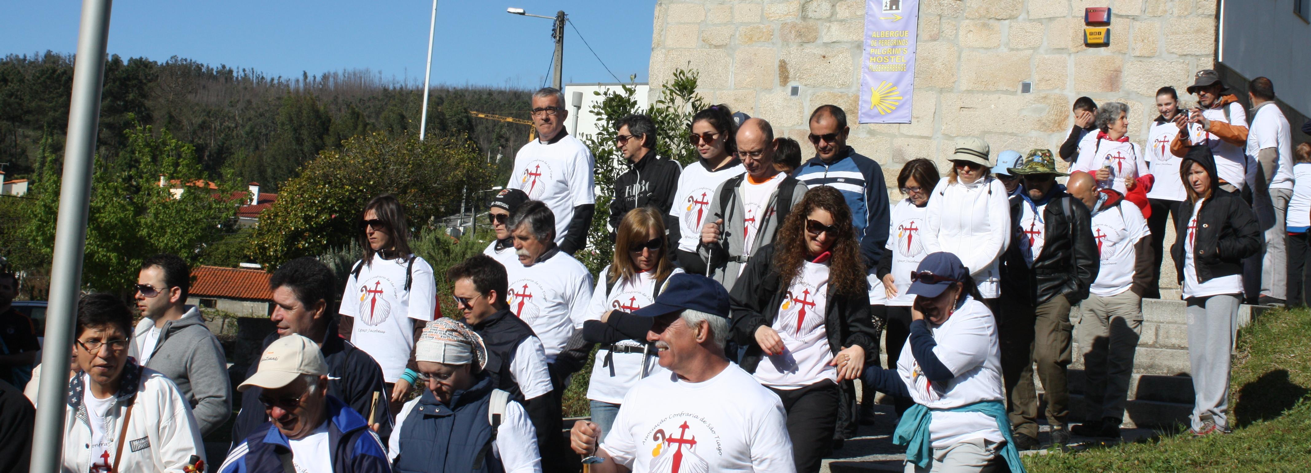 Caminhos de Santiago marcam arranque da Festa das Cruzes 2013