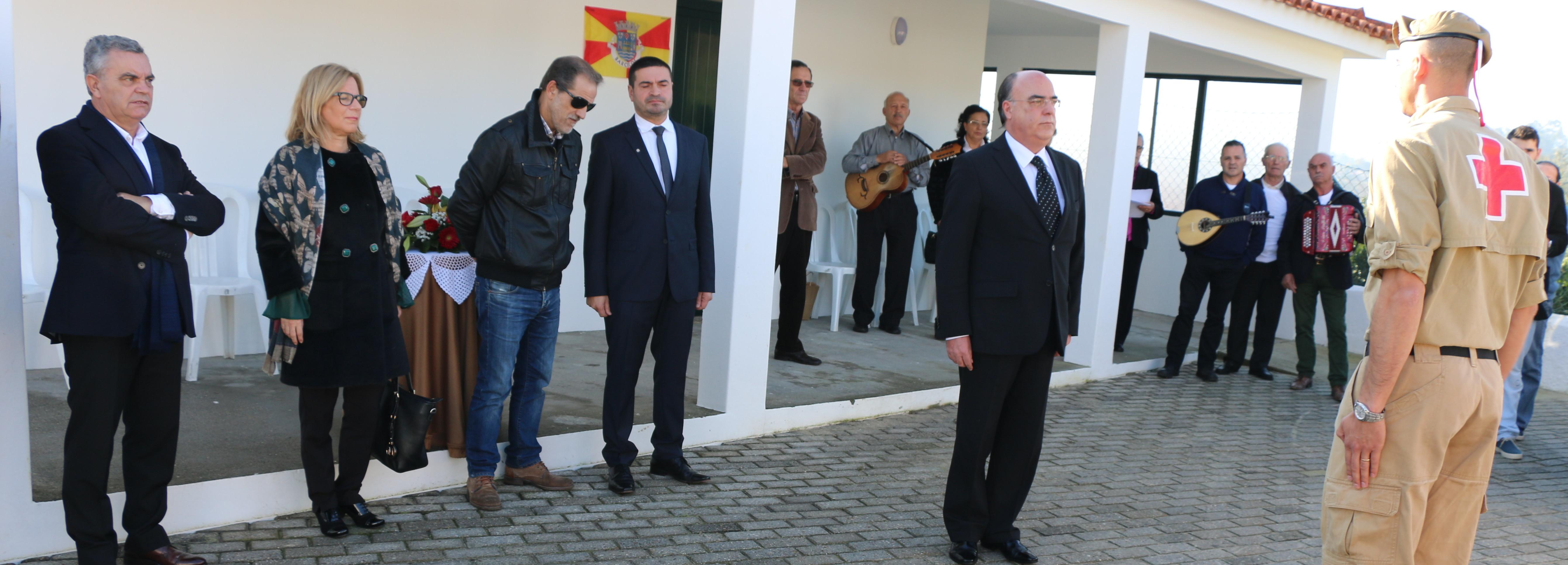 Delegação da Cruz Vermelha Portuguesa de Campo tem novas instalações