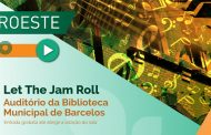 let the jam roll atuam no auditório da bibliote...