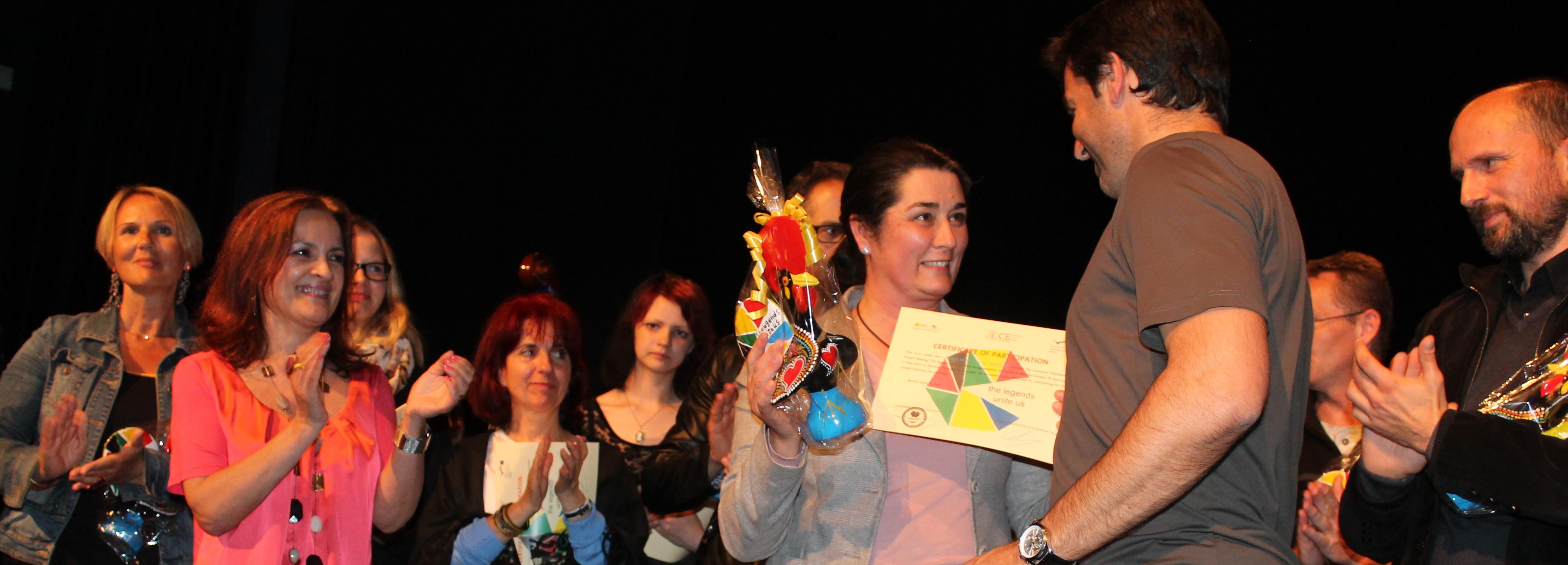 Escola Secundária de Barcelos cria projeto teatral com escolas da Europa