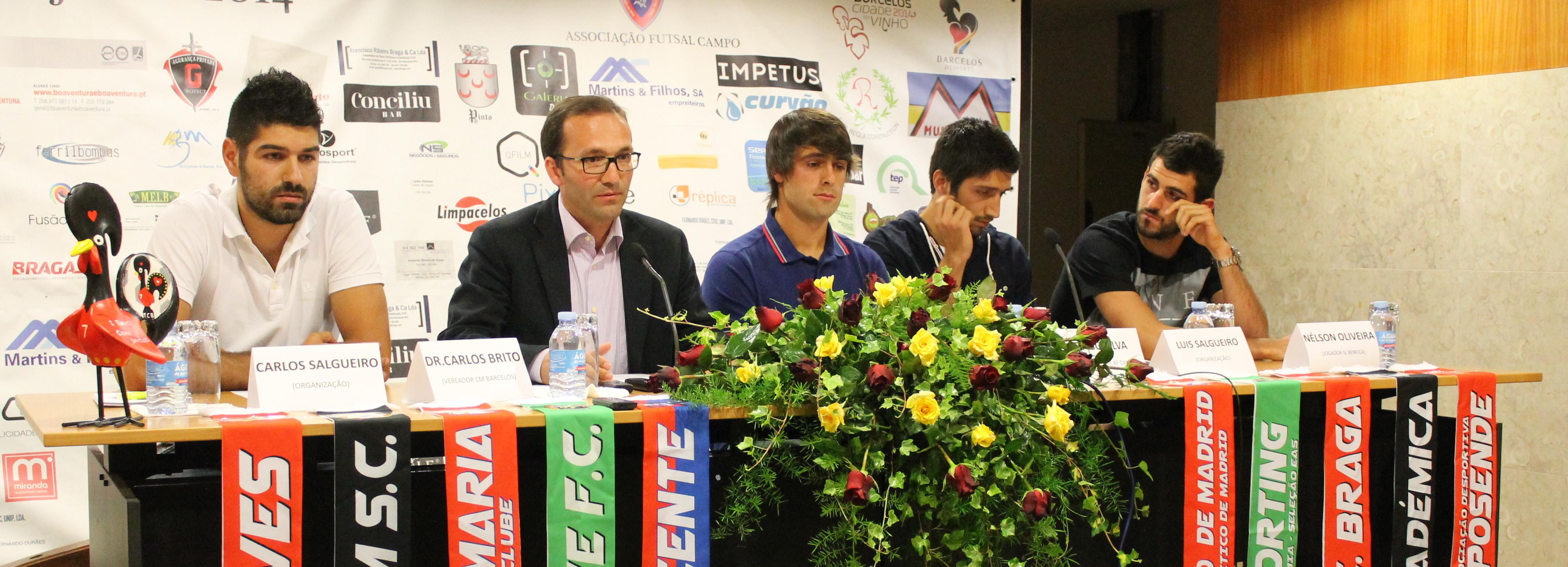 Torneio de futebol 7 em sub 13 vai juntar mais de 200 crianças no Estádio Cidade de Barcelos