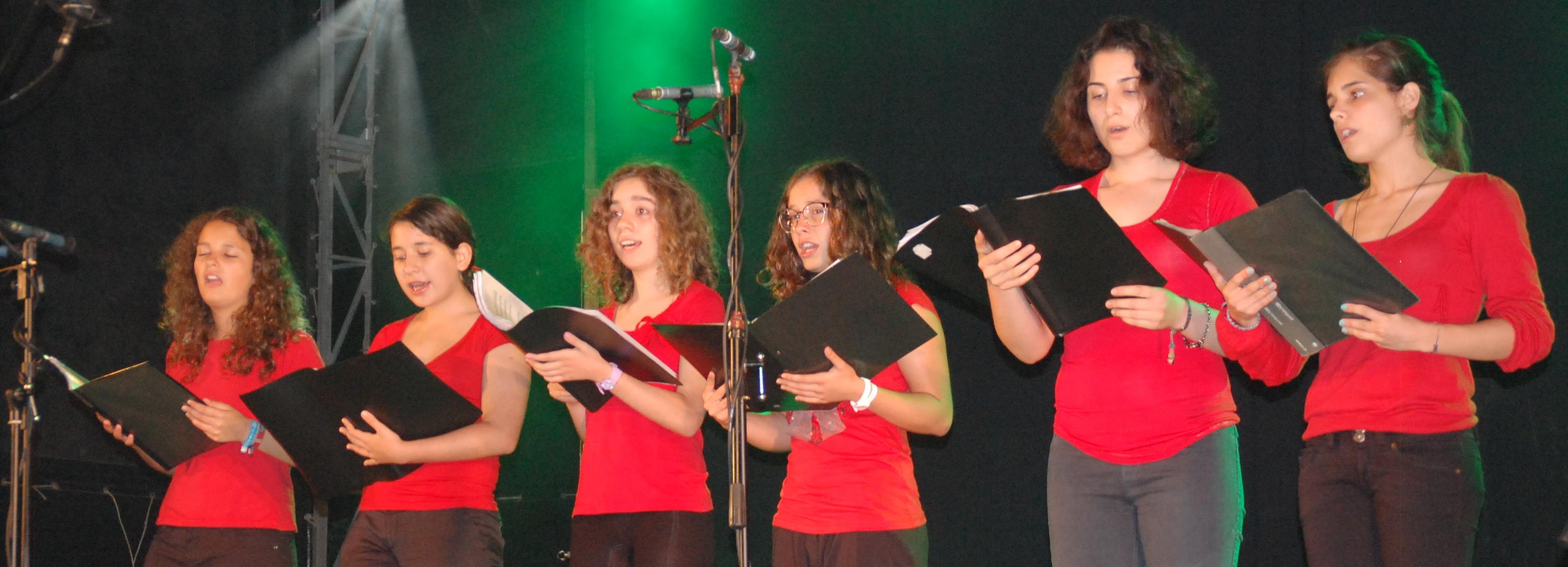 "Encontro de Coros ""A Magia de Natal"" no Teatro Gil Vicente"