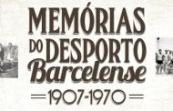 «memórias do desporto barcelense» na casa do vinho