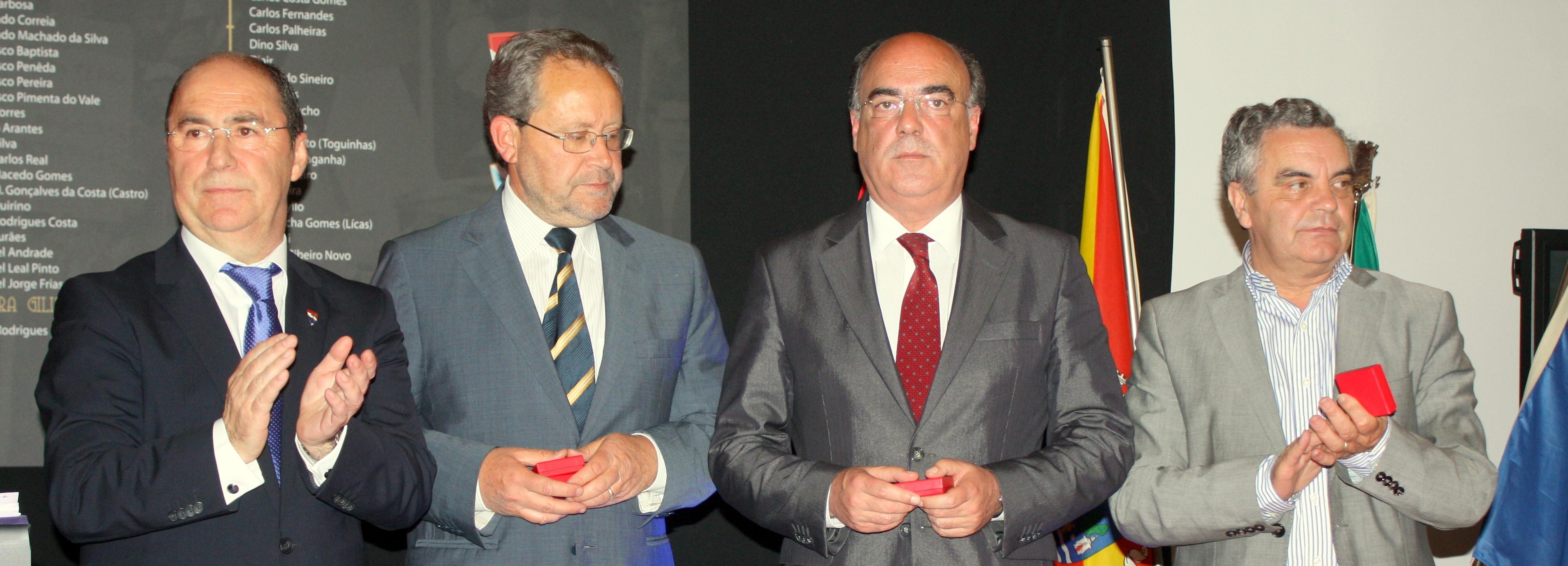 Presidente da Câmara na gala de comemoração do 89º aniversário do Gil Vicente FC